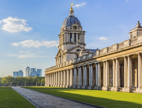 Old Royal Naval College - Greenwich Area Guide