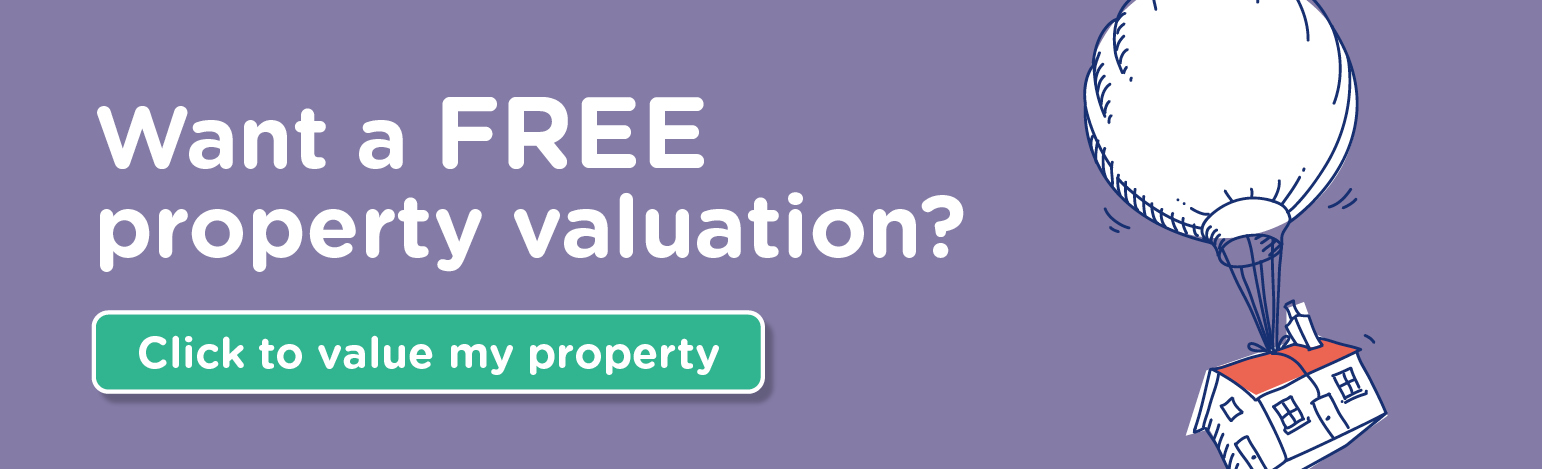 Book a free property valuation with Hunters