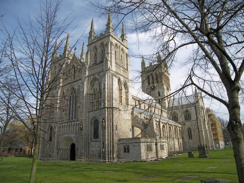 Selby - Selby Abbey