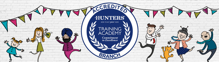 Hunters are fully trained and accredited through the Hunters Training Academy