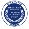 Hunters Accredited logo